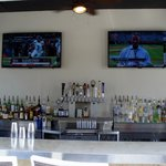 main bar inside