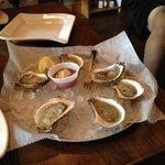 Fresh Gulf oysters!