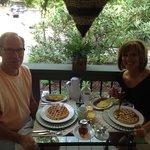 Our last wonderful Breakfast