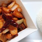 Kung Bo Chicken, Express Lunch 2 courses £12.80, every day 12pm-2.30pm