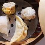 Dim Sum basket, Express Lunch 2 courses £12.80, every day12pm-2.30pm