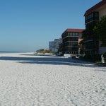 View north of Madiera Beach