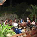 Turrialba party