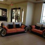 Lobby Area/ sitting area