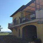 Upstairs of Guardastelle