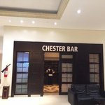 The Chester Bar!