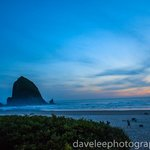 Haystack Rock - directly in front of the resort