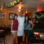 With the Chef :)