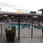 Benson Best Western Pool