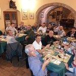 Spettacolare Cena a Podere Villuzza - Silvio M. - nov. 2013