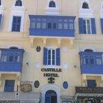 FRENTE DO HOTEL CASTILLE