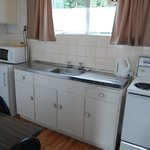 Fully equipped kitchen (Studio unit)