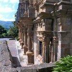 detalle columnas barrocas