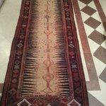 cammelwool antique kilim