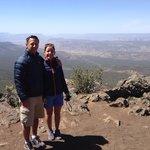 Top of Mount Trumbull