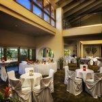 Palacio Wedding Reception Area