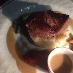 Filet of beef.... Done right, it just melted in your mouth