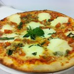 Have you tried our stone fired Pizza ?