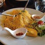 chicken pad thai....amazing