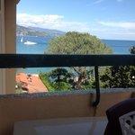 balcone hotel  Alexandra
