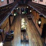 The inner foyer