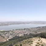 Lake Elsinore from up there !
