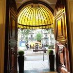 Hotel Granvia entrance
