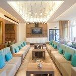 Apartment-Hotel Hamburg Mitte- Lounge