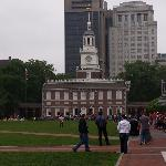 Photo of Independence Hall taken with TripAdvisor City Guides