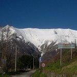 L'imbuto del monte Vettore