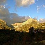 il monte Priora dalla nostra Casa
