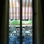 Balcone Camera - Piano Terra