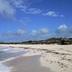 open sea beach