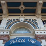 Palace Bar open daily in the Gaslamp