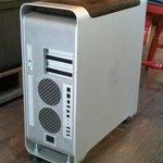 Funky Apple desktop seat :)