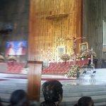 Altar de la Basilica Nuestra Señora de Guadalupe