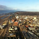Blackpool Tower.