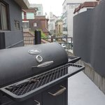 BBQ on Rooftop