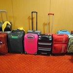 Donde guardamos las maletas