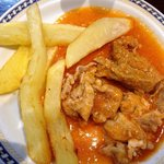 plato del día