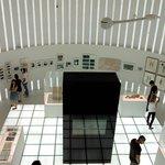 exposição Stanley Kubrick - sala temática 2001 uma odisséia no espaço