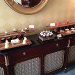 Desserts and more desserts