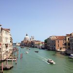 View from the Ponte de Accademia.