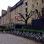 Bicicletas do hotel