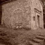 La piccola chiesa incontrata durante il percorso