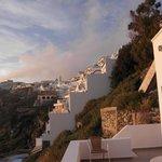 Caldera views