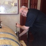 Can't wait for our case of this barrel wine...will be released in Sept. Priceless wine, it is fa
