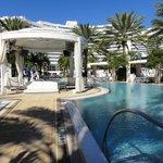 Area de piscina top Fontainebleau