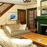 Summer House living room