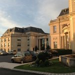 Front of Chateau